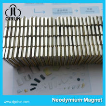 Custom Shape Industrial Strong Bonded Neodymium Magnets