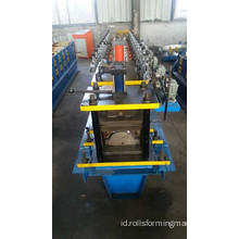 Ridge Cap ubin dingin Roll Forming Machine