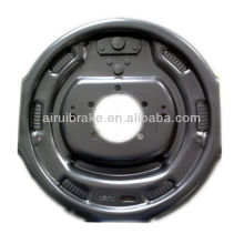 "12"" backing plate for car trailer brake assembly"
