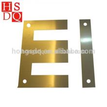 Feuille d'acier électrique laminée à froid non-standard de silicium d'EI pour le transformateur