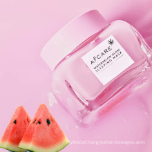 Maintain Skin Elasticity Relieve Sedation Masque Milk Plus Whitening Watermelon Clay Facial Mask