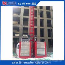 2t Construction Hoist Double Cage by Hsjj