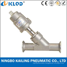Kljzf Tri-Clamp Connection Sanitary Stainless Steel Valve