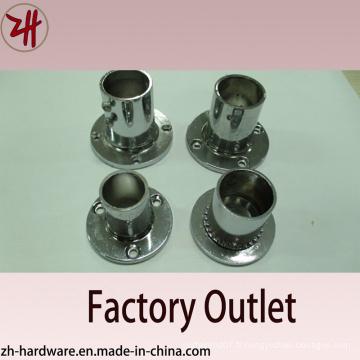 Support de tuyau de siège à bride haute qualité et tube (ZH-8532)