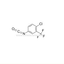 CAS 327-78-6, 4-Chloro-3-(trifluoromethyl)phenyl isocyanate[Sorafenib Intermediates ]