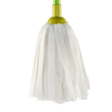 120cm Länge Kunststoff Runde Reinigungsmop Runde Baumwolle Bodenwischer