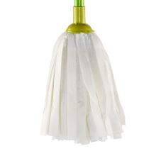 Espanador redondo plástico do assoalho do algodão do espanador redondo da limpeza do comprimento de 120CM