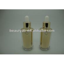 40ml Óleo essencial frasco acrílico garrafa de garrafa para cosméticos