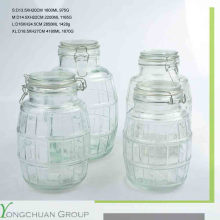 Vidro, armazenamento, frasco, Clip, vidro, lidar, grosso, vaso, urso, frasco