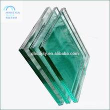 Preço de vidro moderado grosso de 12mm, folha moderada clara com SGCC e CCC