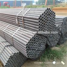 Cold Drawn seamless carbon steel tube black precision pipe