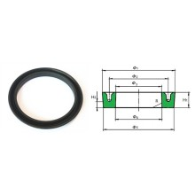 Rubber Y Type Ring