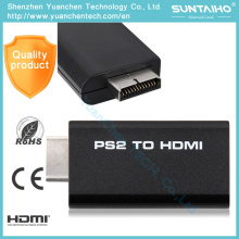 HDMI Adapter for PS2 to HDMI Converter for HDTV