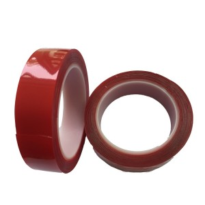 China Supplier Adhesive Foam Double-coated Tape für Automobile