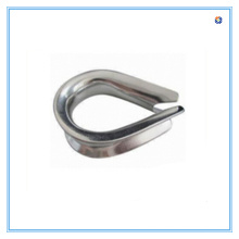 Wire Rope Clip for Rope Thimble
