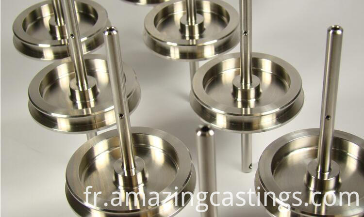 Cnc Machined Shaft