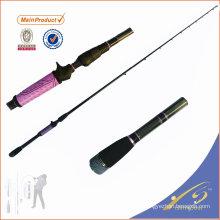 BAR003 Chine produits de pêche produits nano carbone tubes blanc coulée basse canne à pêche pour l'eau salée