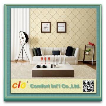 벽 장식 벽지 280 cm의 섬유 벽지