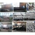 Poste de aço elétrico galvanizado 9m 69kv