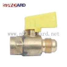 Brass Gas Valve Fitting