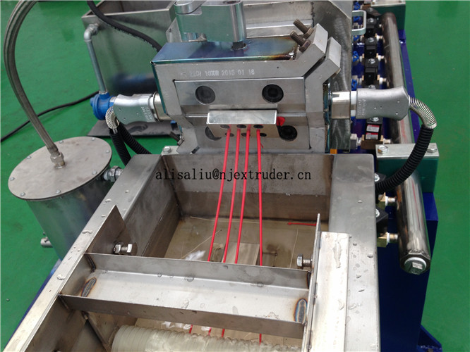 small model twin screw extruder