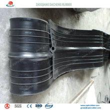 Arrêt en caoutchouc de haute qualité pour structures en béton