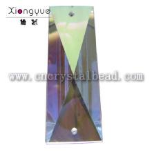 Melhor preços jóias cristal peças do candelabro de vidro para cristais de lustre