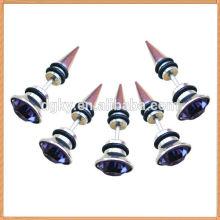 2014 finest earring jewelry design ear plug