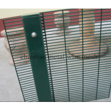 Anti-Climb 358 Welded Mesh Security Fencing