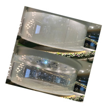 pdlc smart eva film switchable laminated glass for Office Partition