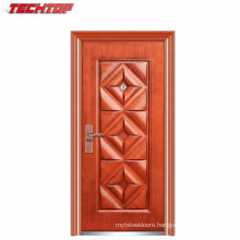 TPS-031 Hot Design Cheap Exterior Steel Door