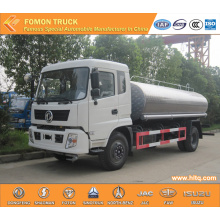 Dongfeng 190hp 4x2 15000L автоцистерна для молока