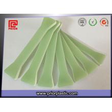 Материал fr4 стекловолокна механически обработанный лист с высокой точностью