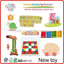 Factory OEM New Toys for Kids, Intelligence New Wooden Toys, Educational Wooden New Toys for Kids