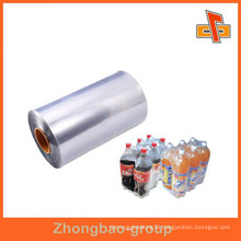 China manufacturers wholesale packaging material transparent good packing pof shrink film,shrink wrap film