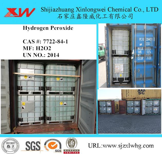 Hydrogen Peroxide load