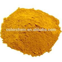 Óxido de Ferro Amarelo 586 para revestimentos e tintas