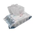 Artigos para cuidados com o bebê produtos macios para bebês tecidos não tecidos lenços umedecidos para bebês