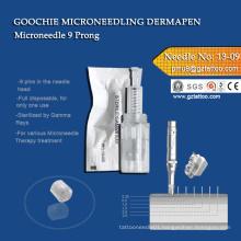 Micro Needle 9 Prong in Microneedle Dermapen (ZX13-09)