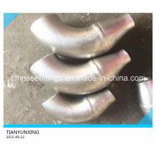 Racores ANSI Reductor de acero inoxidable con codo de soldadura