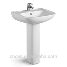 A7103 hot sale best price pedestal basin, art basin