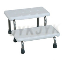Double Steps Hospital Bath Bench