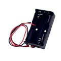 2 D Batteriehalter mit Kabel