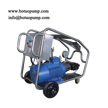 800Bar 11600Psi  Cleaning Machine