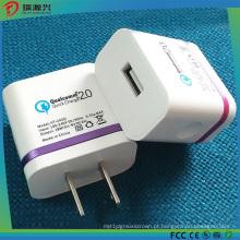 Adaptador USB para Carregador Rápido QC2.0