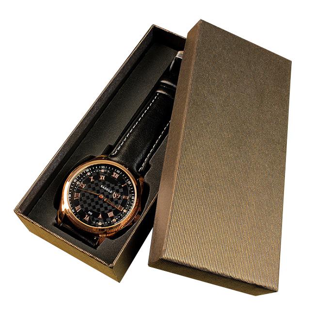 Golden Watch Box