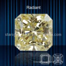 Squar Shape Raradium Cut Cubic Zirconia