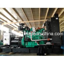Ensemble de générateur diesel Cumgns silencieux 500kw