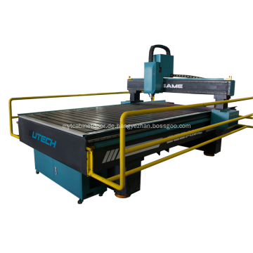 Cabinet Doors Making Engraver with 3.2kw Spindle