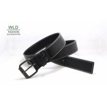 Fashion Basic Genuine Top Leather Men′s Belt Lky1193